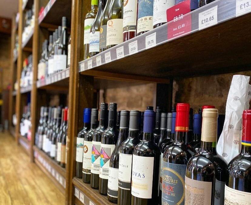 We're one of the UK's Best Indie Wine Merchants 2021