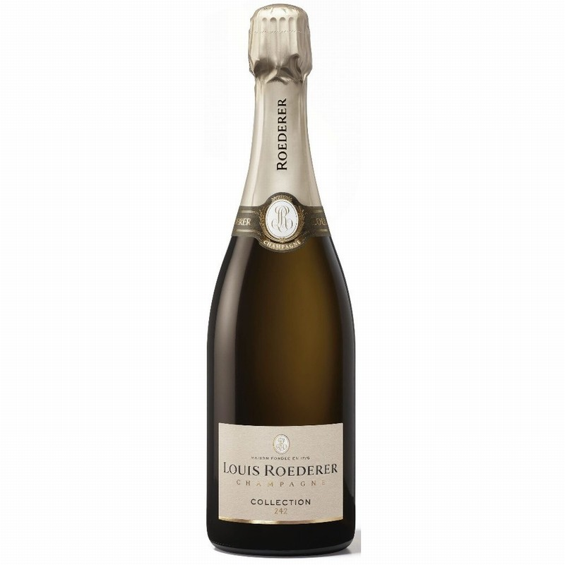 Louis Roederer Champagne Collection 242 Brut NV