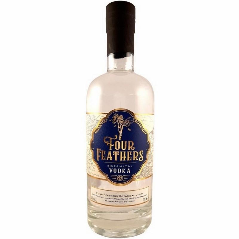 Four Feathers Botanical Vodka