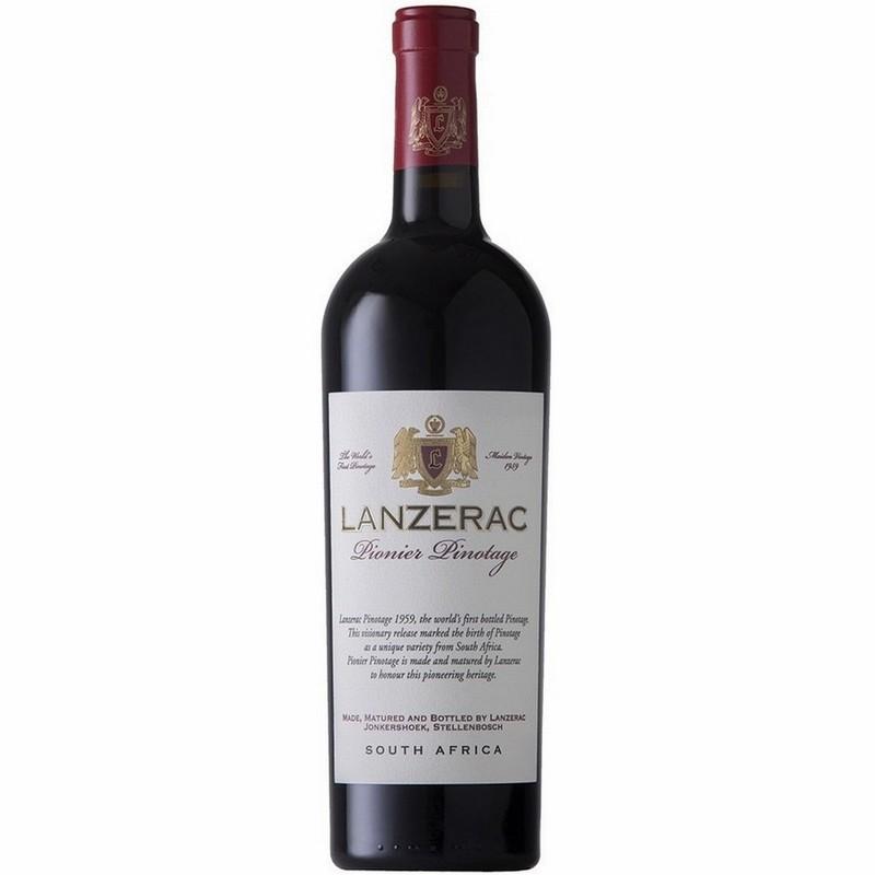 Lanzerac Pionier Pinotage 2018
